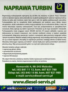naprawa_turbosprezarek